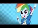Выберем Rainbow Dash