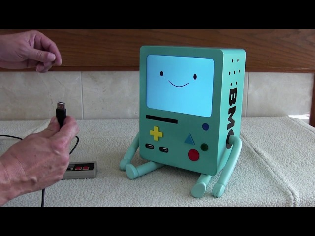 A Conversation With BMO