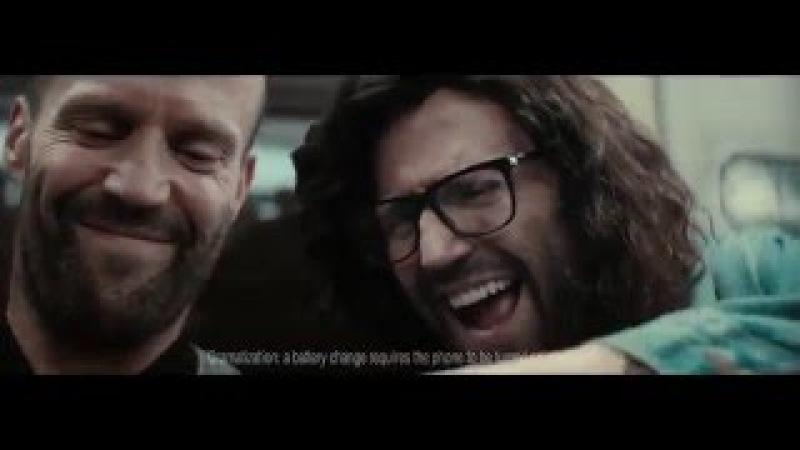 LG G5 - Jason Statham 'ın Oynadığı Reklam
