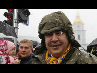 Саакашвили назвал дату начала народного импичмента на Украине