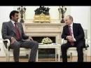 Путин обсудил с эмиром Катара ситуацию в Сирии и на Ближнем Востоке