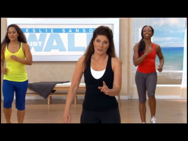 Interval Training 10 Minute Walk at Home Routine Fitness Videos