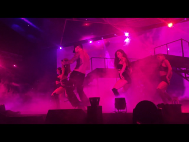 """[21.01.2018] Jay Park - Mommae (Concert """"ALL OF ME"""" Day 2)"""