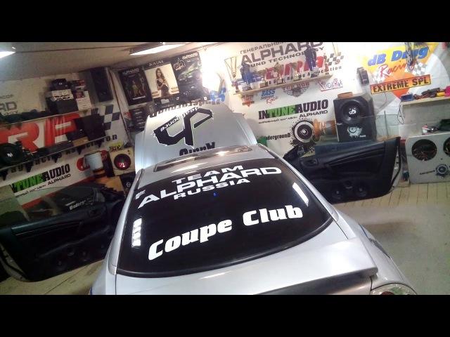 Alphard Deaf Bonce M60neo Team Deaf Bonce Mitsubishi eclipse Нижневартовск