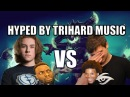 Dota 2: Arteezy - TriHard Music vs Afk Zai MMR Assassin