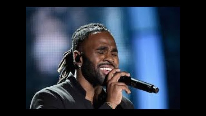 JASON DERULO LIVE Swalla ft Ty Dolla $ign LIVE PERFORMANCE On JAMES CORDEN Show TODAY JUNE 17