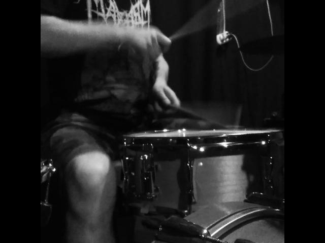 """Polusvet ☽ полусвет on Instagram """"drummer blastbeat hardcore posthardcore dark blackened neocrust femalescreamer maleandfemalevocals dep..."""
