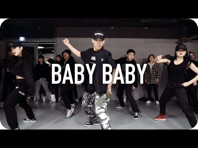 Baby Baby Tropkillaz Jinwoo Yoon Choreography