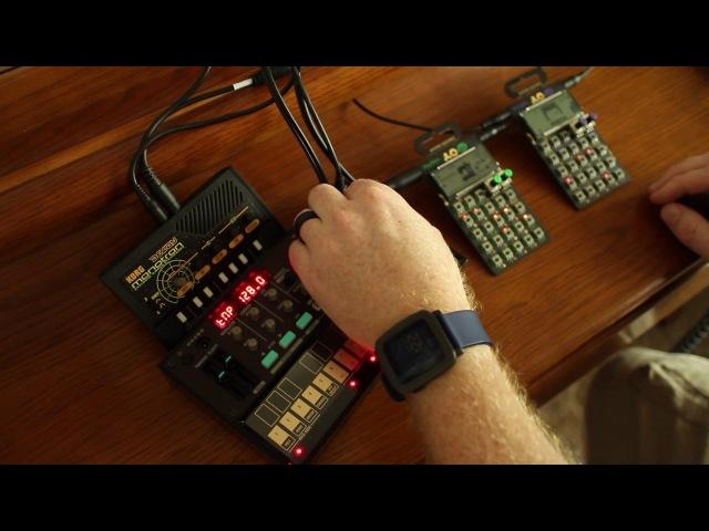 Korg Volca FM/ Teenage Engineering Pocket Operator Jam