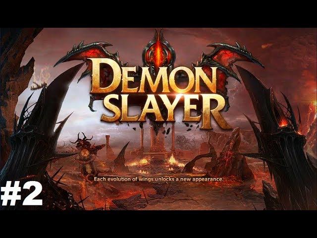 Demon Slayer 2 Gameplay Прохождение Android/iOS