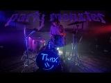 Weeknd - Party Monster (drum cover by Nikita Churakov)