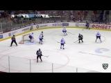 Моменты из матчей КХЛ сезона 16/17 • Гол. 1:2. Пол Щехура (Трактор) размочил счёт в матче 01.09