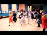 Scottish Country Dance - Iona Cross