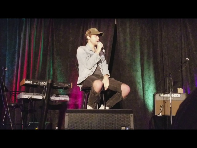 SPNSF 2017 Alexander Calvert Panel Part 1