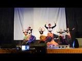 Dagaz Tribe ATS at Ethnic Festival in Syzran