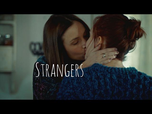 Waverly and Nicole: Wayhaught (2x01)    Strangers by Halsey Ft Lauren jauregui