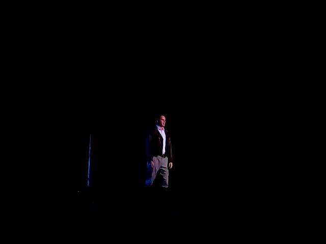 14,03,18-Меня попутал бес (ария Генриха Ахта) - И. Ожогин, Прозрачные краски(Москва).