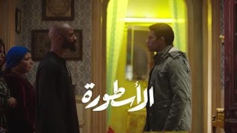 فوق بقي ريهام عبدالحكيم تتر مسلسل الاسطور
