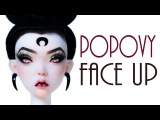 Little Owl Face Up Popovy Sisters
