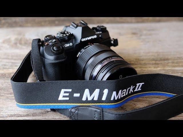 Olympus OM-D E-M1 Mark II . Тестируем вместе!?
