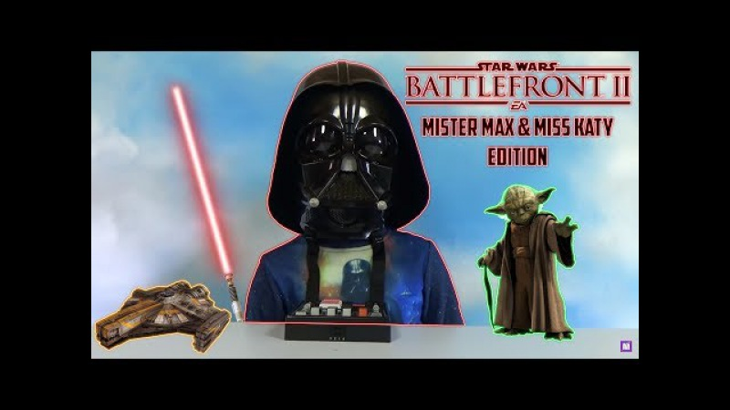 STAR WARS BATTLEFRONT II: МИСТЕР МАКС МИСС КЭТИ EDITION DLC PACK | MISTER MAX MISS KATY RYTP