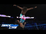The Usos vs. The New Day - SmackDown Tag Team Title Street Fight SmackDown LIVE, Sept. 12, 2017