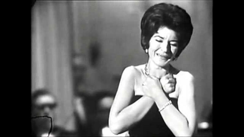 Maria Callas Nacqui allaffanno Non più mesta... Rossini, La Cenerentola, Prêtre Hamburg 1962
