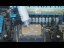 How to apply thermal paste Arctic Cooling MX 4 MX 2 Official video