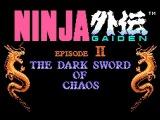 Олдскульные посиделки Ninja Gaiden 2 я сделал эту игру!