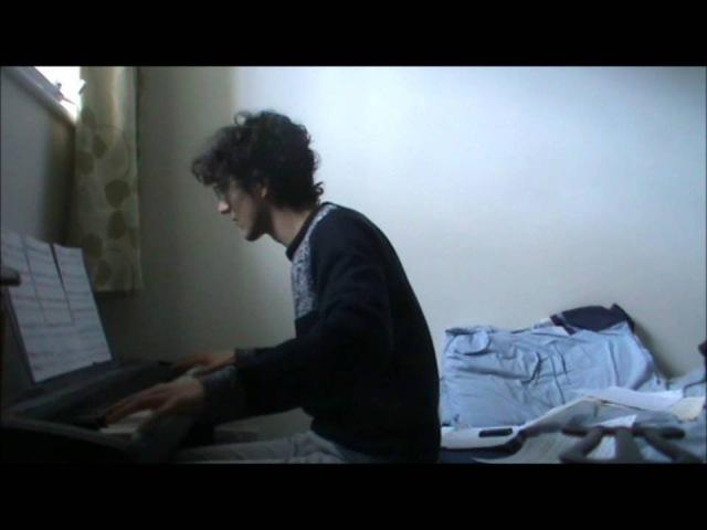 Проверка миграции Super Smash Bros Melee ~ Icicle Mountain ~ Piano