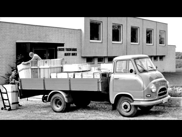 Hanomag Garant Pritschenwagen 1959 67