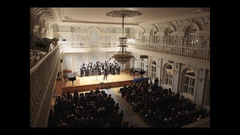 Архиерейский мужской хор Саратовской митрополии - Московский Великопостный хоровой фестиваль 2018