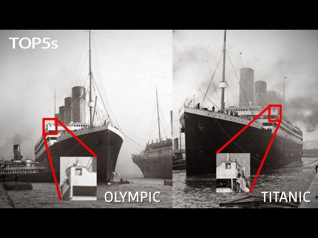 5 Mind Blowing Mysteries, Myths Conspiracies Surrounding the RMS Titanic Sinking