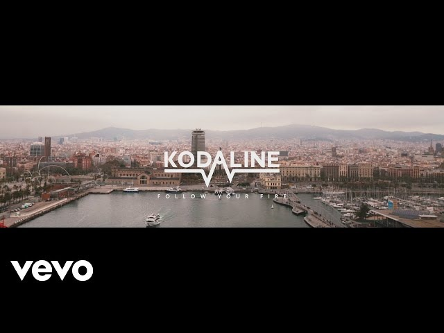 Kodaline - Follow Your Fire (Official Video)