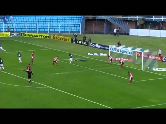 João Carlos goals against his camp (match Avaí and Boa Esporte)
