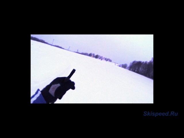 Дистанция Лыжни России 2018, Подолино, Ярославский р-н (круг 5 км.)