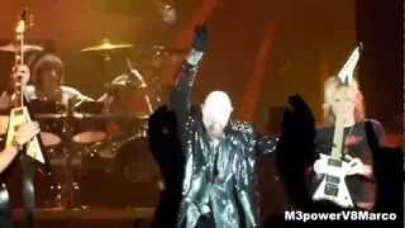 Judas Priest - The Sentinel - Mantova 2012 HD