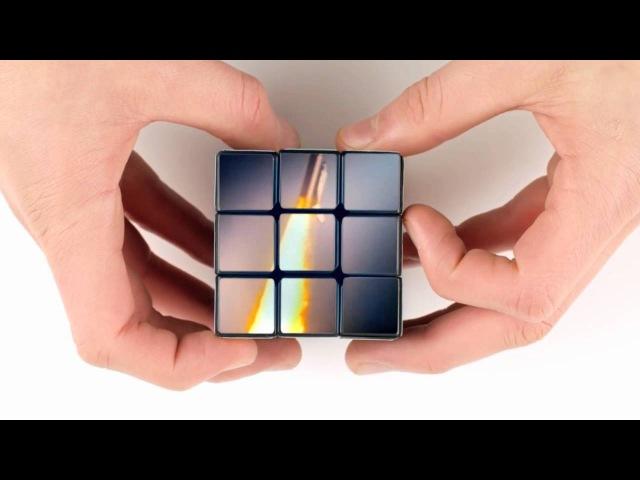 NatGeo Rubik's Cube Commercial