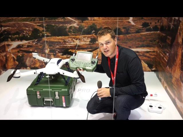 F100 AEE Drones: Drönaren som kostar 700 000 kronor