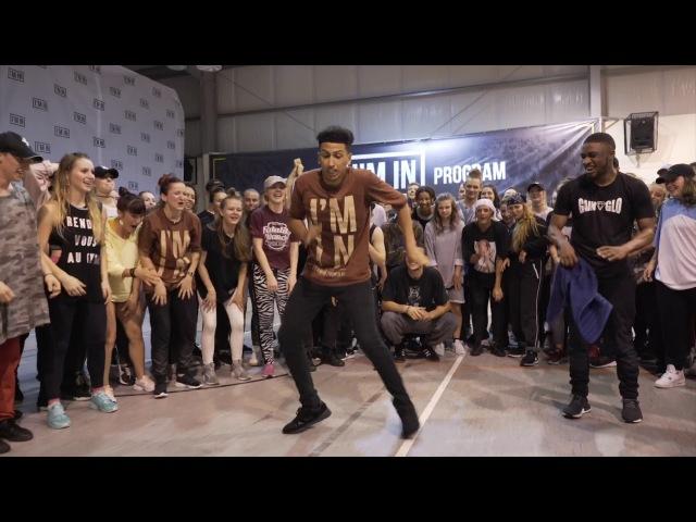 HomeBros X J Funk @ I'M IN Summer Dance Camp | Poland (Day 1)