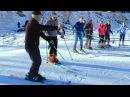 Как стать на горные лыжи за два часа