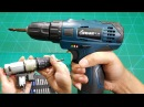 Test - What's inside Electric Hammer Drill Driver Hand