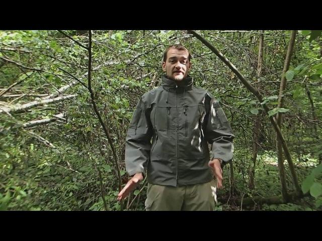 Обзор - Тактическая мембранная куртка Mil-Tec PCU L6 jacket
