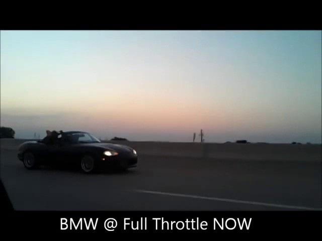 76mm Turbo LS1 Miata vs. 88' BMW 325i (Initial D)