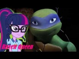 TMNT And MLP : (TwilightNardo) Miraculous Ladybug -