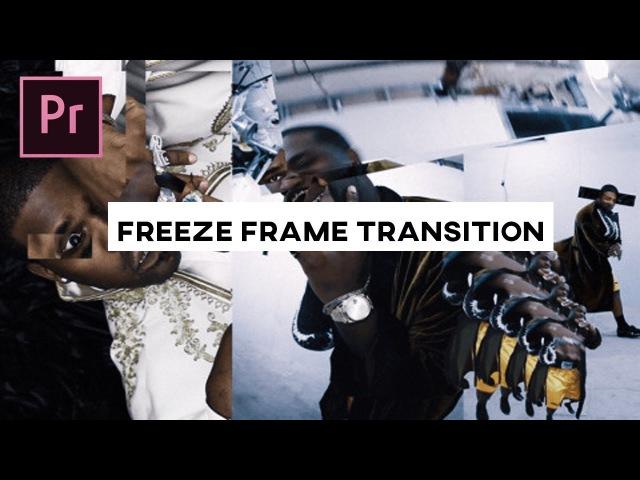 Awesome Jitter Freeze Frame Transition ! (AWGE)