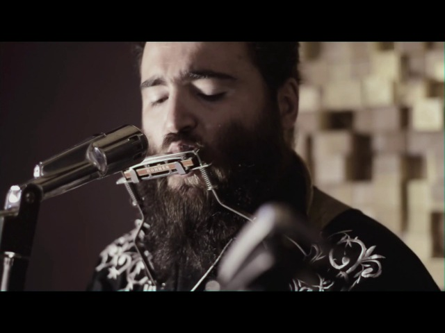 Ari Frello One Man Band - Nobody's Fault But Mine version - Album Take 1