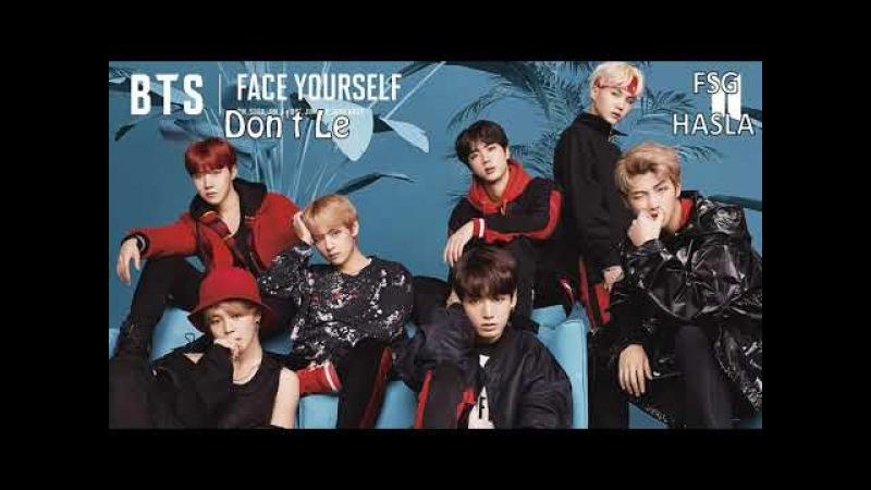 [RUS SUB] BTS DON'T LEAVE ME Japanese SIGNAL OST short ver. FACE YOURSELF