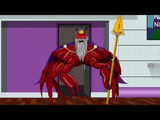 South Park: The Fractured But Whole - Часть 21: Люди- крабы - Прохождение