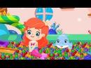Cartoni animati per bambini Nuovo BiBaBu La magica sirenetta alla ricerca dei frutti scomparsi
